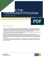 Treasurer Guidebook