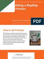 3D Printer Slides