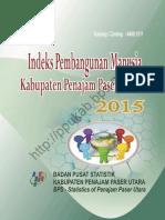 Indeks Pembangunan Manusia Tahun 2015.pdf