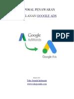 Proposal Google Ads