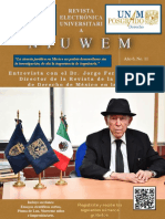 Revista Niuweme no. 11 reducido