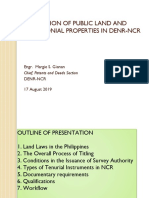 Titling Process in DENR-NCR_081719_UPGAA_1
