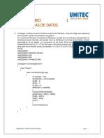 Entregrable 1 Estructura de Datos