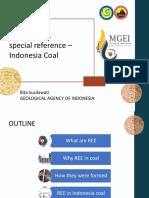 2. Mgei 2019 Ree in Coal