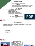 Ppt. Historia de Vida BENITO Para Exponer