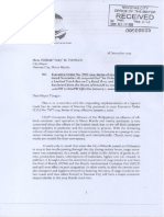 Container Depot Association of the Philippines Letter to Navotas Mayor Tiangco