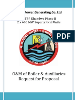 O&M boiler and Aux NIT.docx