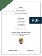 Informe de Financiacion