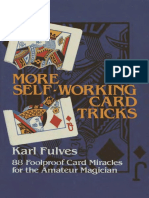 More Self-Working Card Tricks 88 Foolproof Card Miracles for the Amateur Magician (Dover Magic Books)
