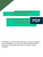 BIOLOGYContinuous_BatchFermentation.ppt