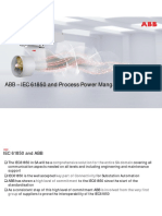 IEC 61850 and Process Power Managment