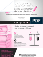 PPT Corporate Governance and Code of Ethics