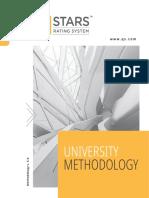 QS Stars Methodology v.5.0 (26 Pg Digital)