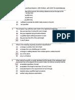 API 1104 Questions 4