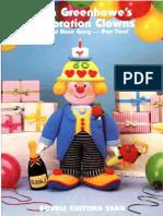 Jean Greenhowe's Celebration Clowns