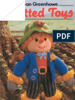 Jean Greenhowe - Knitted Toys