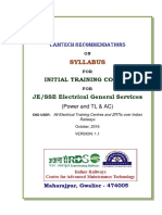 Syllabus for Initial Training for JE SSEs (Electrical General Services)-version 1.1.pdf