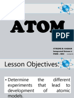 Lesson 6 Historical development of Atom.pptx