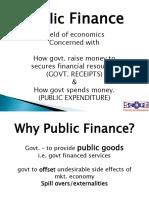 4. PUBLIC FINANCE