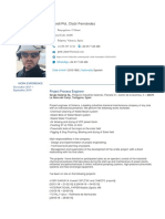 Jordi Pol Claur Fernandez - European Curriculum Vitae - Chemical Engineer
