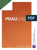 PDAU  d'Alger, 2009