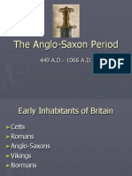 The Anglo-Saxon Period pwpt. (1)
