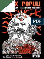 Mazzeo Miguel et al Marx populi