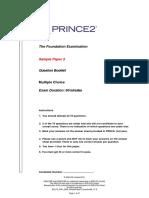 PRINCE2-Foundation-Exam-Sample-Paper-3