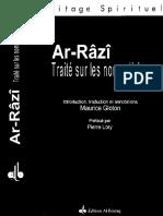TRAITÉ SUR  LES NOMS DIVINS le livre des preuves éclatantes sur les noms et les qualités ( PDFDrive.com ).pdf