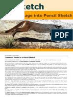 Akvis Sketch User Guide