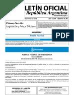 El Gobierno oficializó a Cristina Caamaño como interventora de la AFI