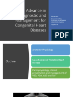Advance in Diagnosis and Management for CHD2019UII.pptx