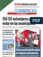 El Comercio del Ecuador Edición 244