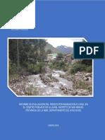 Informe de Riesgos PDF