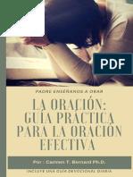 Carmen T. Bernard - La Oración Guía Práctica Para La Oración Efectiva