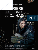 Derrière les lignes du djihad - Souad Mekhennet - Islam
