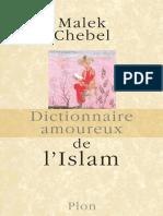 Dictionnaire amoureux de l'isla - Islam.epub
