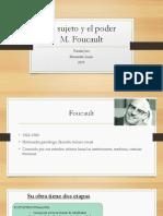 Foucault y el poder
