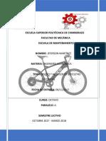 proyecto bicicletas eléctricas
