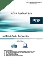 Lab FastTrack.ppt