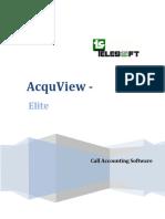 AcquView-Elite