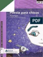 Poesía Para Chicos - Antología. Varios Autores. Alfaguara Infantil