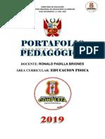 Carpeta Pedagogica 2019 San Jose