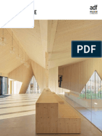 Architects Datafile (ADF) – Timber in Architecture (Supplement – August 2019)
