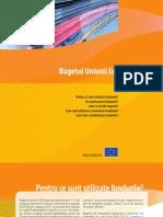 Bugetul Uniunii Europene pe scurt