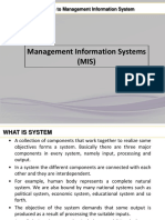 Lecture 1-Introduction to Management Information System