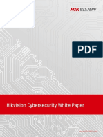 Hikvision Cyber Security White Paper