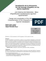 Diseño y visualizacion de la informacion