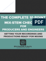 THE+ULTIMATE+10+POINT+PRE-MIX+CHECKLIST
