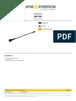 Zenitel-MB-30G_-3005020033
